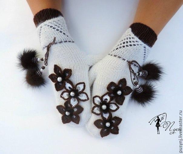 冬天快到了——手套的设计思路 (一) - maomao - 我随心动