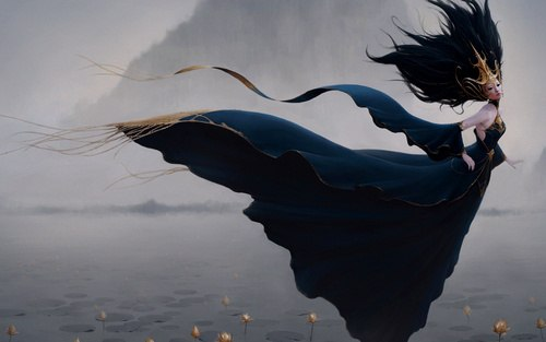 Стихия Вода. Стихийная магия. Обряды и ритуалы. Путь Ведьмы Воды. - Страница 2 UtQgiGOrdmo