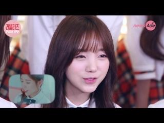 러블리즈(Lovelyz)의 Ah-Choo 뮤비 셀프 리액션