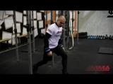 Кроссфит без специального оборудования. Тренировка для борцов и ударников от 4MMA и Антифитнес