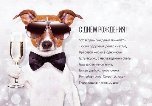 С днем рождения, Amigo )))
