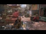 Uncharted 4 - Геймплей с Е3 в переводе Гоблина [HD]
