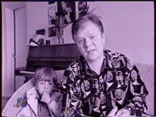 staroetv.su Джазофрения (Культура, апрель 2000) Квадро, Deep Purple