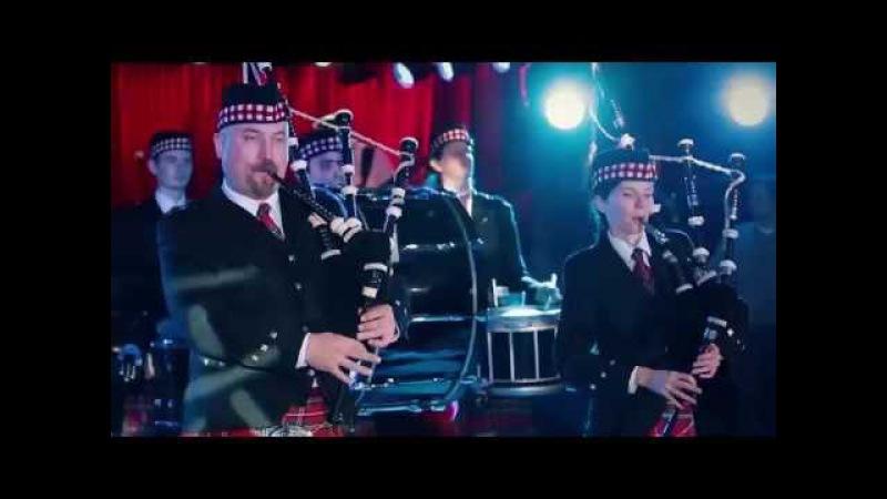 Мега Эпическое исполнение Рок каверов на волынках - живой звук