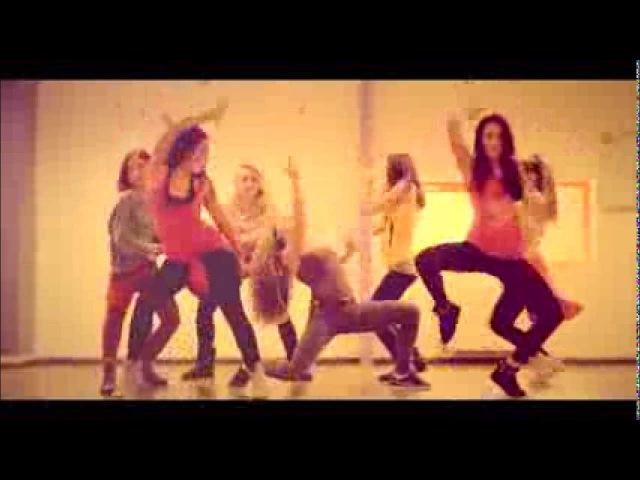 Tanusha - dancehall routine   Sean Paul - She doesn't mind