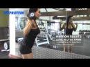 How to squat with Myprotein Bikini Model Nina Ioanna
