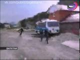 В зюзю пьяный спецназовец пошел ловить бандитов - ПИПЕЦ))))