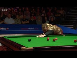 Shaun Murphy 105 v Barry Hawkins SF 2015 World Championship