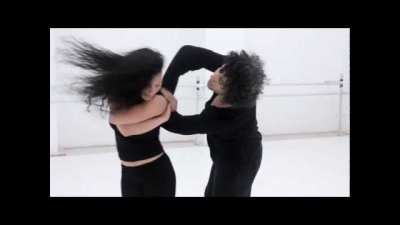 ☯ Zouk Training - Xandy Liberato Evelyn Magyari