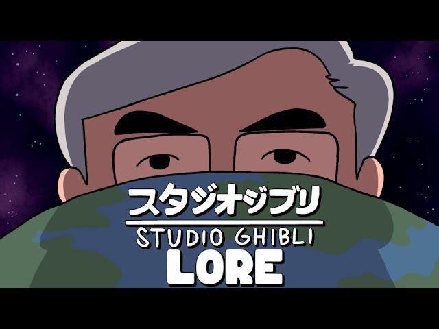 LORE Studio Ghibli Lore in a Minute