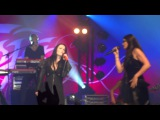 Tarja ft Floor Jansen - Over The Hills And Far Away (Live HD) @ Metal Female Voices Fest - 2013
