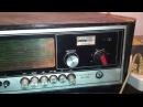Пройдёмся по помойкам Радиола высшего класса Виктория 003 stereo ПЕРВОЕ ВКЛЮЧЕНИЕ