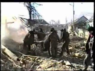 Чеченские сепаратисты г.Грозный и окресности (2000 год)