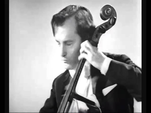 S. Rachmaninov - Vocalise Daniil Shafran(cello) Anton Ginzburg(piano)