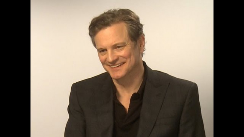 Colin Firth on How to Be a Gentleman