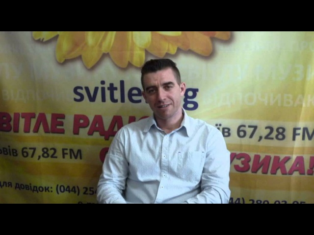 МИХАЭЛЬ ШАГАС на Svitle Radio Emmanuil