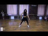 Zedd feat. Ariana Grande Break Free choreography by Yulia Aladko - DANCESHOT 29 - DCM