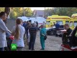 В Крыму введен план «Перехват» после расстрела врачей в Симферополе