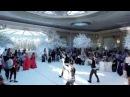 """Розыгрыш на Свадьбе Ксении Бородиной """"BOROZIMA WEDDING""""   Танцующие Официанты   TOP SECRET SHOW"""