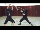 Техника фехтования двуручным полуторным мечом