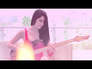 Shape of My Heart Bass Arrangement by Anna Sentina