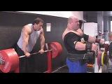 Scot Mendelson Bench Press Reps Workout - UNCUT 12/11/05