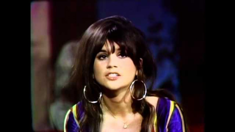Linda Ronstadt johnny cash i never will marry johnny cash show 1969
