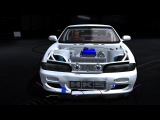SLRR-Nissan Silvia S14 сборка дрифт корча