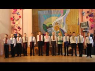 Змагання зі співу Магерівської ЗОШ в Жовкві