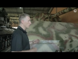Загляни в реальный танк Маус - гигантская бронемышь. 'В командирской рубке' [720p]