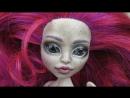 Обзор куклы ООАК Монстер Хай Red Maple (Create By Selcha Uni)