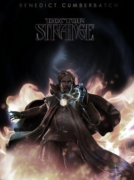 Фильм Доктор Стрэндж / Doctor Strange (2 16) - вся