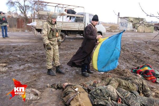 Террористы обстреливают позиции украинских воинов на всех направлениях. Россия продолжает поставки военной техники, - спикер АТО - Цензор.НЕТ 6786