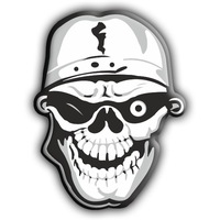 Логотип The Hooligans MC