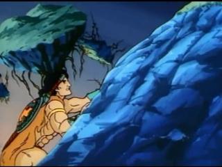 Приключения Конана-Варвара 62 серия из 65 / Conan: The Adventurer Episode 62 / Конан: Искатель Приключений 62 серия (1992 – 1993