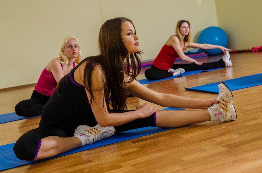 Занятия Stretching (Стрейчинг, растяжка) для женщин в Саратове