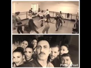 Choreography by Ferdinando Arenella