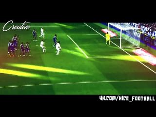 G.Bale free kick | vk.com/nice_football