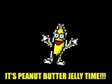 Peanut jelly butter time!