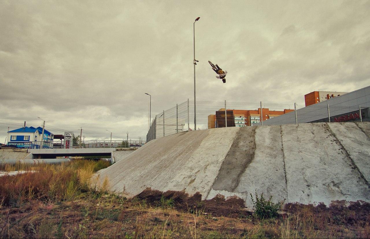 Блог компании Триал-Спорт: GT: Евгений Курников - Distortion Line
