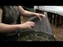 Shining Moon เดือนเพ็ญ - Thai Folk Song on Guzheng 古筝