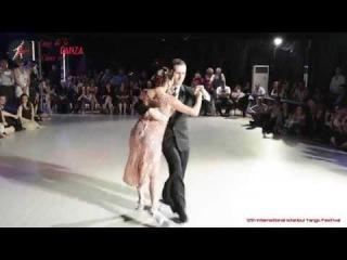 Vanesa Villalba & Facundo Pinero, 1-5, International Istanbul Tango Festival, 1 -5 July 2015