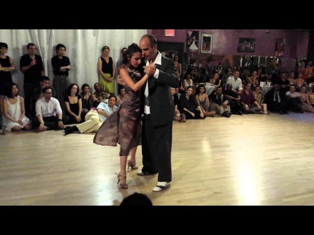 Argentine Tango:Horacio Godoy Magdalena Gutierrez @ La Viruta - yo te bendigo