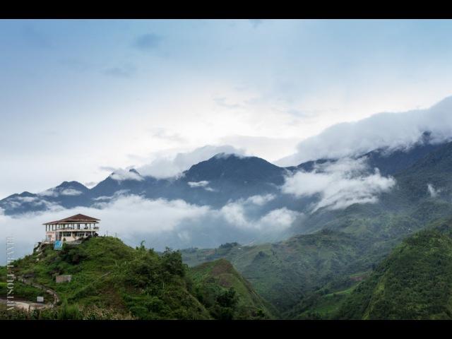 Пупешествие по вьетнаму горы и рисовые поля Сапы Sapa Artsoul travel