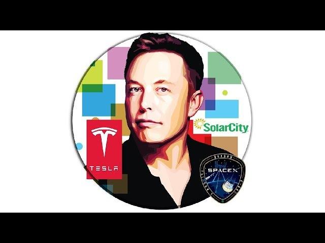 Миллиардер Илон Маск, как я стал настоящим Железным Человеком |10.06.2014| (На русском)