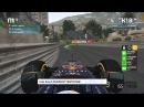 Formula 1 Open Сhampionship™. Гран-При Монако. Гонка 50%