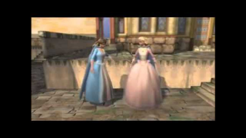 Барби принцесса и нищенка russian cover
