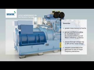 MWM gas engine TCG 2016 V16C NAB - English Version