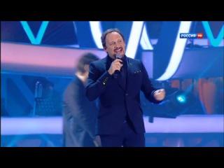Стас. Михайлов - Под прицелом объективов (Песня года 2014) HD 01 01 2015