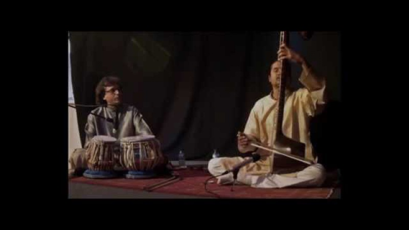 Esraj by Abir Singh Khangura.Raga Marwa (alap,jordjhala) Germany.2013 .